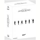 Coleção James Bond (23 Filmes) (DVD) - Vários (veja lista completa)