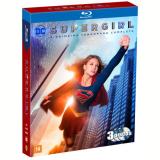 Supergirl - 1ª Temporada (3 Dvds) (Blu-Ray) - Jerry Siegel (Diretor)