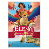 Elena e o Segredo de Avalor (DVD) - Jane Fonda