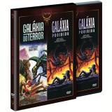 Dark Side 6 (A Galáxia do Terror + A Galáxia Proibida) (DVD) - Bruce Clark, Allan Holzman
