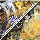 Sambas de Enredo RJ 2018 (CD) - Vários Artistas