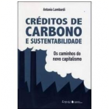 Créditos de Carbono e Sustentabilidade - Antonio Lombardi