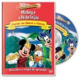 Brincando e Aprendendo com a Disney - Mickey e o Pé de Feijão (DVD) - Hamilton Luske (Diretor)