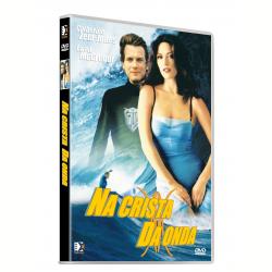 DVD - Na Crista da Onda - Catherine Zeta - Jones, Ewan McGregor, Sean Pertwee - 7898922989588