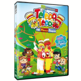 As Aventuras de Teleco e T�co no Planeta Alegria (DVD) -
