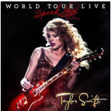 Taylor Swift - Speak Now World Tour Live (duplo) (CD) - Taylor Swift