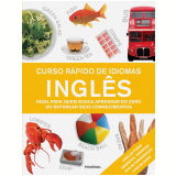 Curso Rápido De Idiomas: Inglês - Dorling Kindersley, Caroline Lemoine, Leila Gaafar
