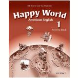 American Happy World 1 - Activity Book -
