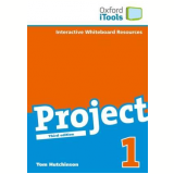 Project 1 Itools Cdrom - Third Edition - Tom Hutchinson