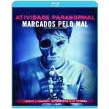 Atividade Paranormal - Marcados Pelo Mal (Blu-Ray) - Christopher Landon