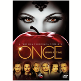 Once Upon A Time - 3� Temporada (DVD) - Jennifer Morrison, Ginnifer Goodwin, Lana Parrilla