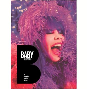 Baby do Brasil - A Menina Ainda Dança (dvd+cd) (DVD)