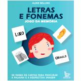 Letras e Fonemas  - Aline Belino