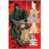 Novo Lobo Solitário (Vol. 4) - Kazuo Koike, Goseki Kojima, Hideki Mori