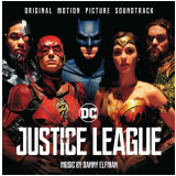 Justice League – Trilha Sonora Original (CD)