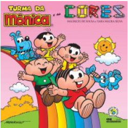 Turma da M�nica e as Cores