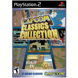 Capcom Classics Collection (PS2) -