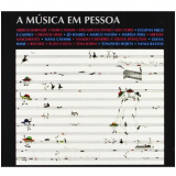 A Música Em Pessoa (CD) - Vários