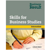 Business Result Intermediate Skills For Business Studies Cd Included -