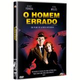 O Homem Errado (DVD) - Alfred Hitchcock (Diretor)