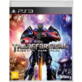 Transformers Rise Of The Dark Spark (PS3) -