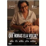 Que Horas Ela Volta? (DVD) - Anna Muylaert (Diretor)