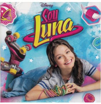 Sou Luna - Disney (CD)