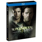 Supernatural - Sobrenatural - 11ª Temporada (4 Dvds) (Blu-Ray) - Jared Padalecki, Jensen Ackles