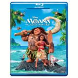 Moana - Um Mar de Aventuras (Blu-Ray)