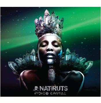 Natiruts - Índigo Cristal (Digipack) (CD)