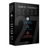 Box - Série Setor 27 (3 Vols.) - Daniel Pedrosa
