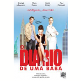 Diário de uma Babá, O (DVD) - Paul Giamatti, Scarlett Johansson, Laura Linney