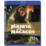 A Conquista do Planeta dos Macacos (Blu-Ray) - J. Lee Thompson (Diretor)