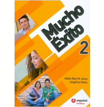 Mucho Exito 2 - Ensino Médio