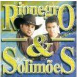 Rionegro & Solimões - O Amor Supera Tudo (CD) -