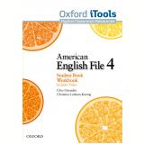American English File 4 Itools -