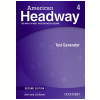 American Headway 4 Test Generator Cdrom - Second Edition