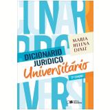 Dicionário Jurídico Universitário - Maria Helena Diniz