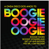 Boogie Oogie Oogie - A Onda Disco dos Anos 70 (CD) - Vários