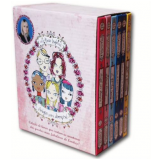 Box - As Rosas Inglesas (6 Vols.) - Madonna