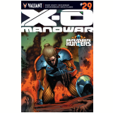 X-O Manowar Issue 29 (Ebook) - BERNARD