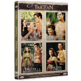 Coleção Tarzan (DVD) - Johnny Weissmuller, Brenda Joyce, George Zucco