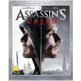 Assassin'S Creed - (Blu-Ray 3D) +  (Blu-Ray) - Vários (veja lista completa)
