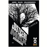 Justiceiro Max - Desabrigado - Steve Dillon, Jason Aaron