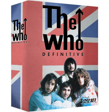 Box - The Who Definitive (DVD)