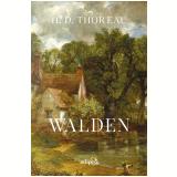 Walden ou a Vida nos Bosques - Henry David Thoreau