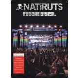 Natiruts - Reggae Brasil - Ao Vivo - Digipack (CD) + (DVD) - Natiruts