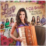 Lucy Alves & Clã Brasil - No Forró do Seu Rosil (CD) - Lucy Alves & Clã Brasil