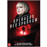 Operação Red Sparrow (DVD) - Jeremy Irons, Joel Edgerton