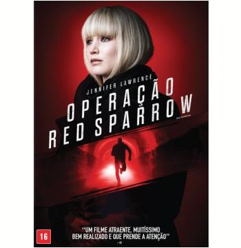 Operação Red Sparrow (DVD)